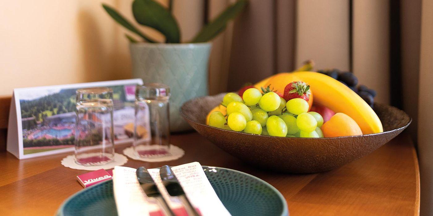 Vivea Gesundheitshotel Bad Bleiberg - Premium GOLD Suite - Obstteller