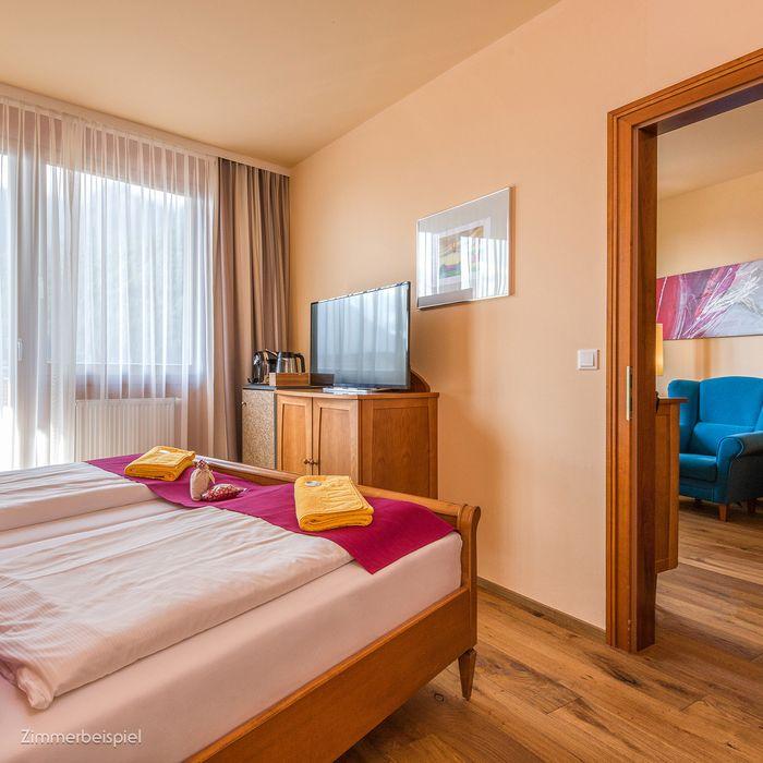 Erleben Sie unseren neuen Premium GOLD Suiten mit besonderen Extras.