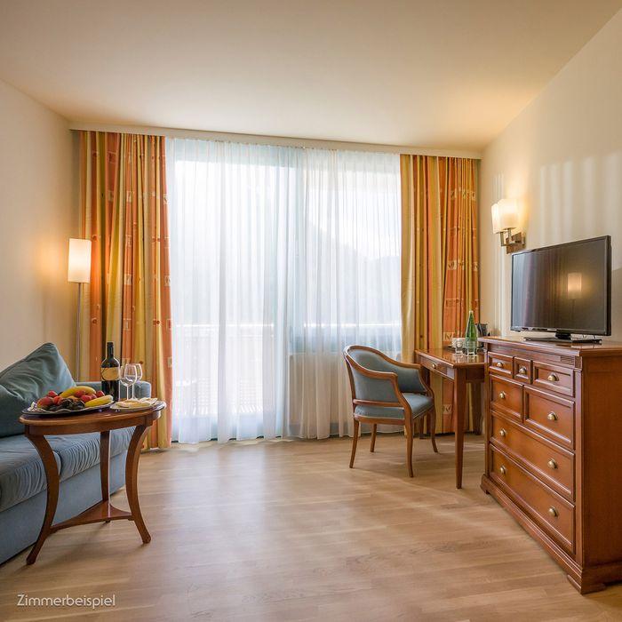 In unseren Premium Suiten erwartet Sie eine Fülle an Vorteilen.