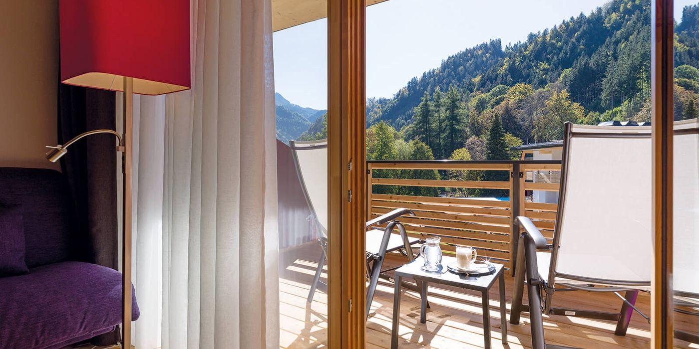 Premium Doppelzimmer (Balkon) im Vivea Gesundheitshotel Bad Eisenkappel, Kärnten