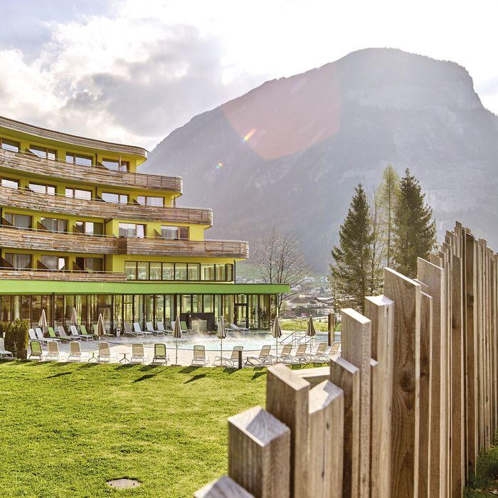 DAS SIEBEN Gesundheits-Resort in Tirol