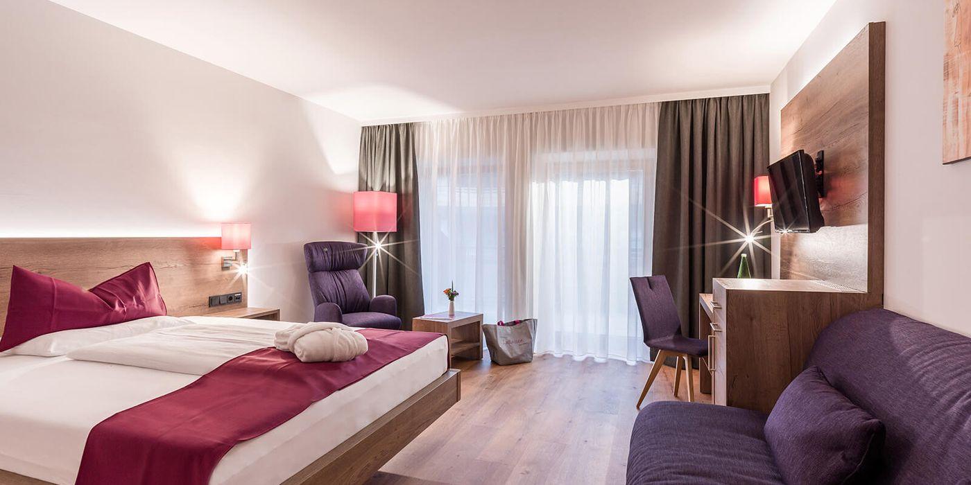 Wohlfühl Einzelzimmer im Vivea Gesundheitshotel Bad Eisenkappel, Kärnten