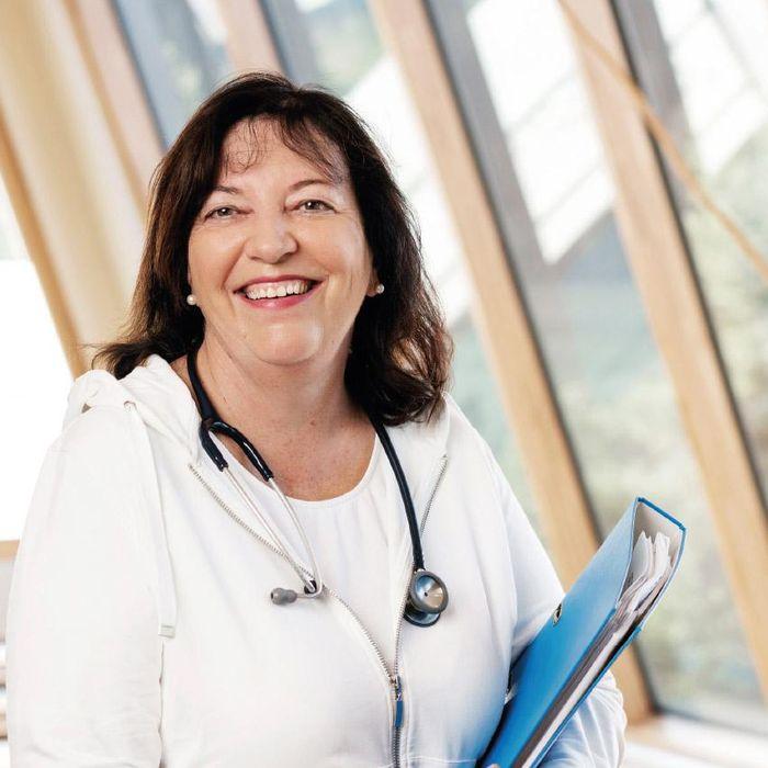 Dr. Manuela Autz, Ärztliche LeitungimVivea Gesundheitshotel Bad Bleiberg