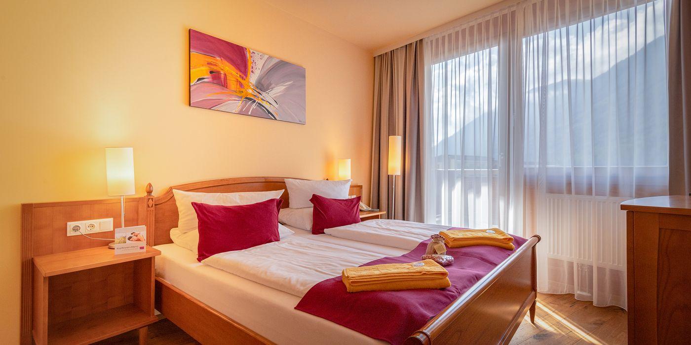 Vivea Gesundheitshotel Bad Bleiberg - Premium GOLD Doppelzimmer