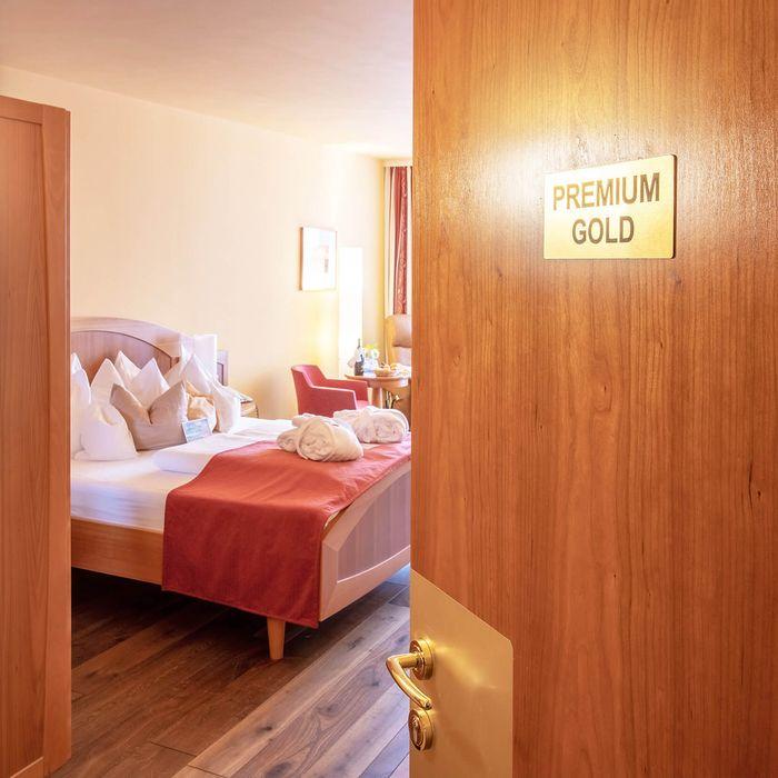 Premium GOLD Doppelzimmer