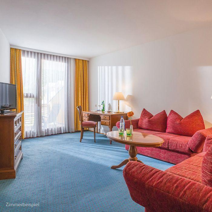 Premium Suite im Vivea Gesundheitshotel Bad Eisenkappel