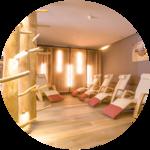 Relaxbereich im Vivea Gesundheitshotel Bad Eisenkappel