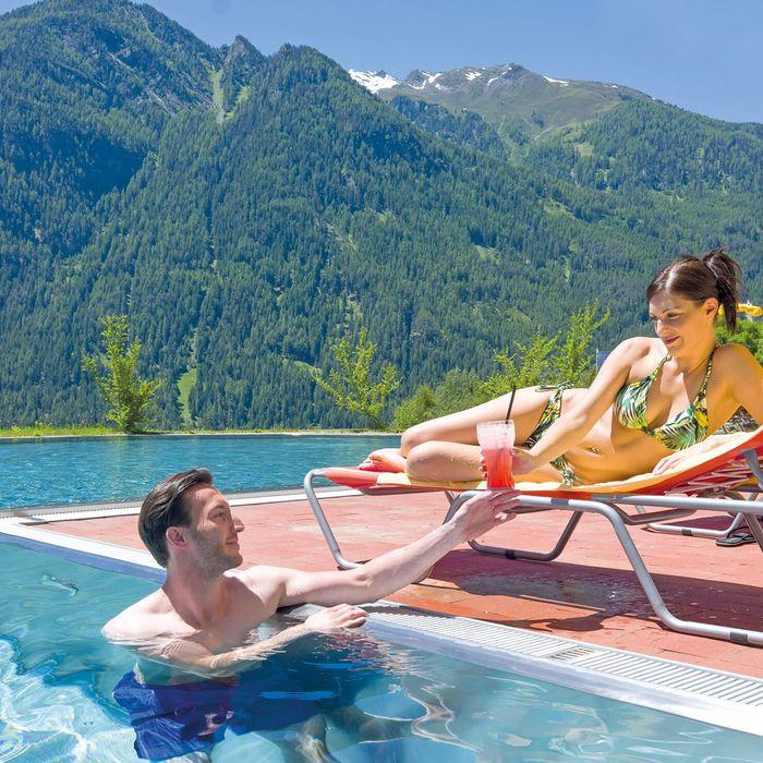 Mountain Day Spa im Vivea Gesundheitshotel Umhausen im Ötztal