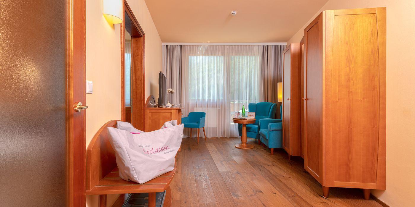 Vivea Gesundheitshotel Bad Bleiberg - Premium GOLD Suite - Wohnzimmer