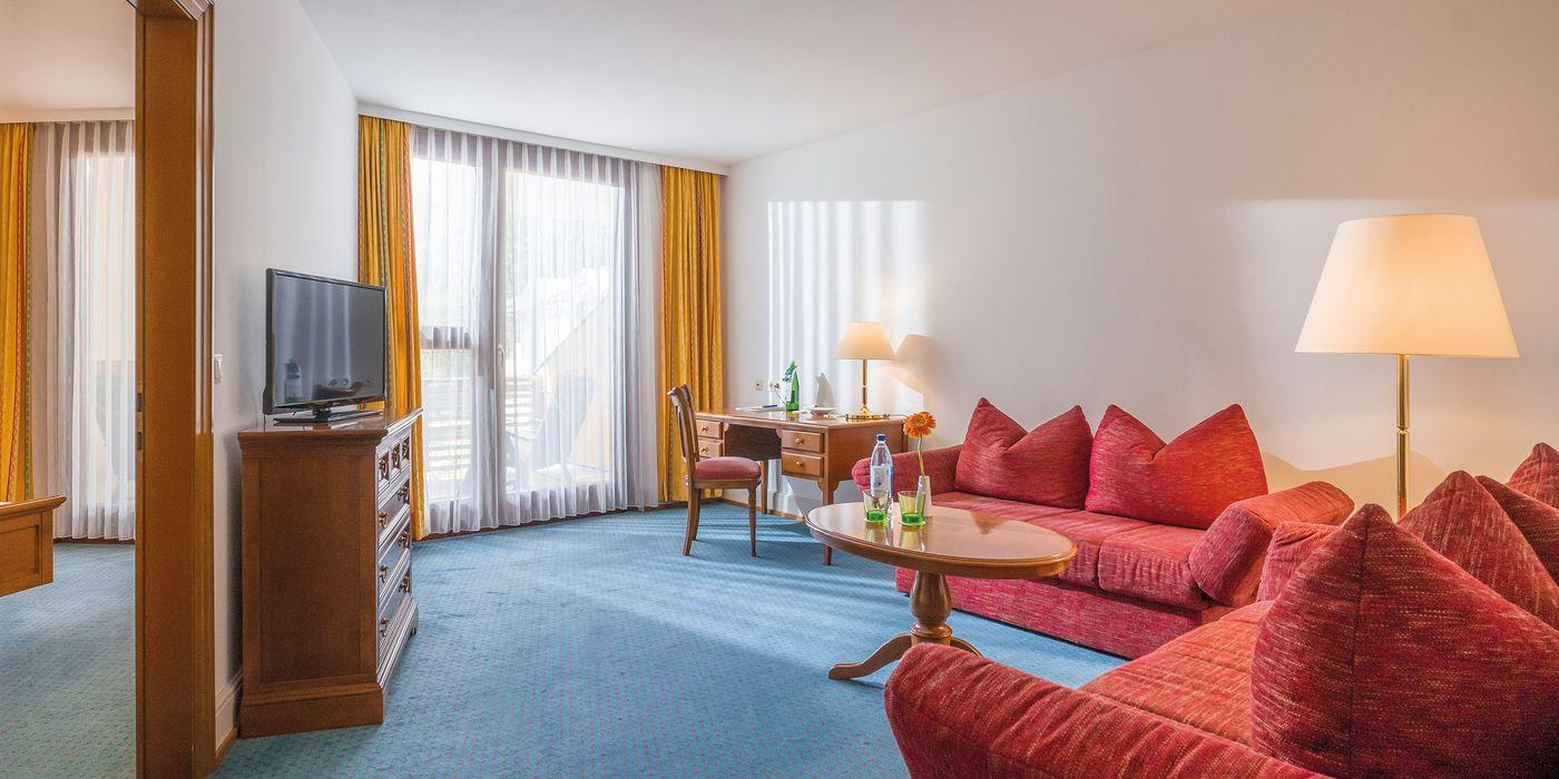 Premium Suite im Vivea Gesundheitshotel Bad Eisenkappel (Zimmerbeispiel)