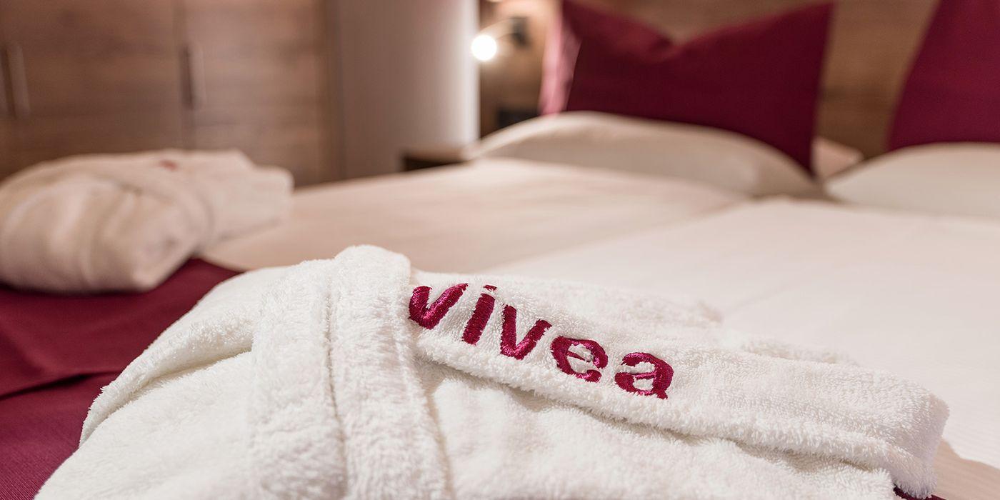 Bademäntel im Premium Doppelzimmer im Vivea Gesundheitshotel Bad Eisenkappel, Kärnten