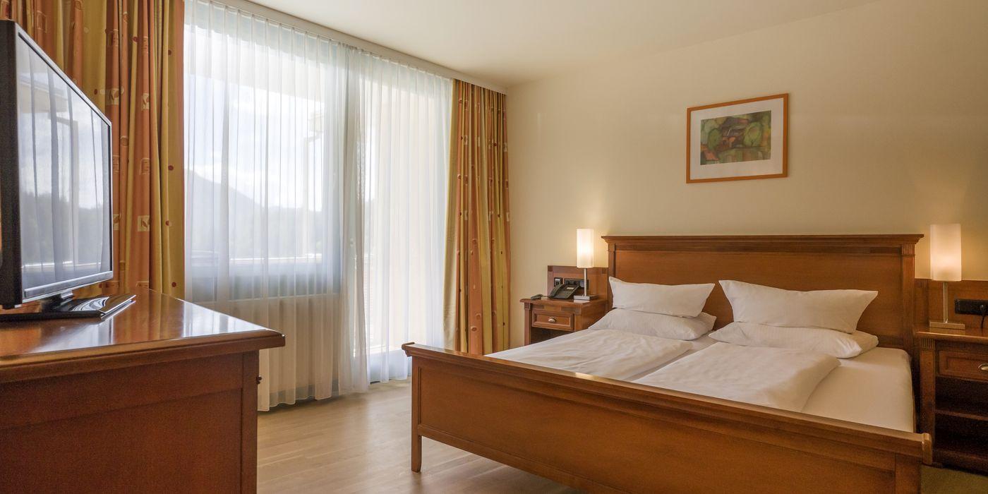 Wohlfühl Suite Vivea Gesundheitshotel Bad Bleiberg (Zimmerbeispiel)