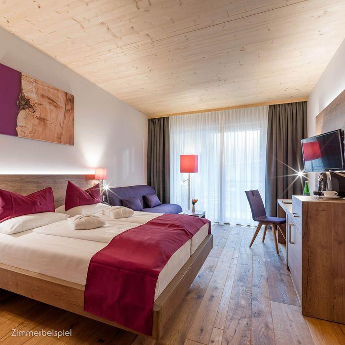 Premium Doppelzimmer Bad Eisenkappel (Zimmerbeispiel)