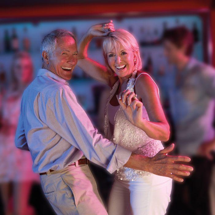 Tanzen & Wohlfühlen