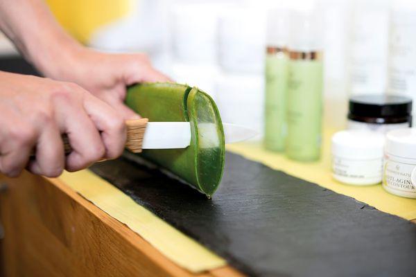 Unsere Beauty-Experten im DAS SIEBEN vertrauen auf die Produkte von Vinoble Cosmetics und Pharmos.