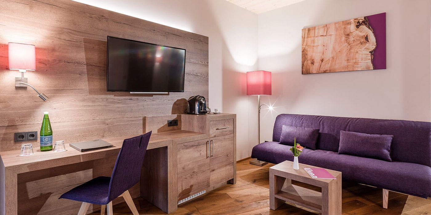 Premium Suite im Vivea Gesundheitshotel Bad Eisenkappel, Kärnten