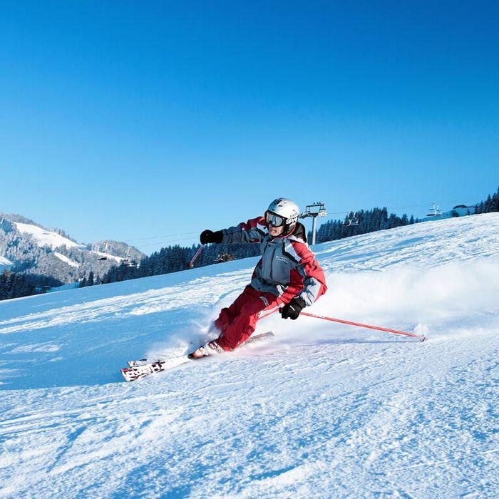 Skivergnügen in Tirol